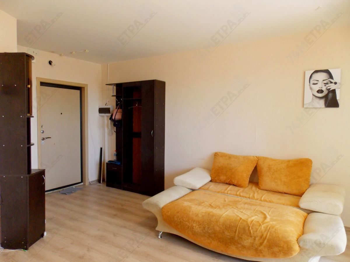 10 000 ₽, 1 - комнатная квартира, площадь 27 м², этаж 9/16