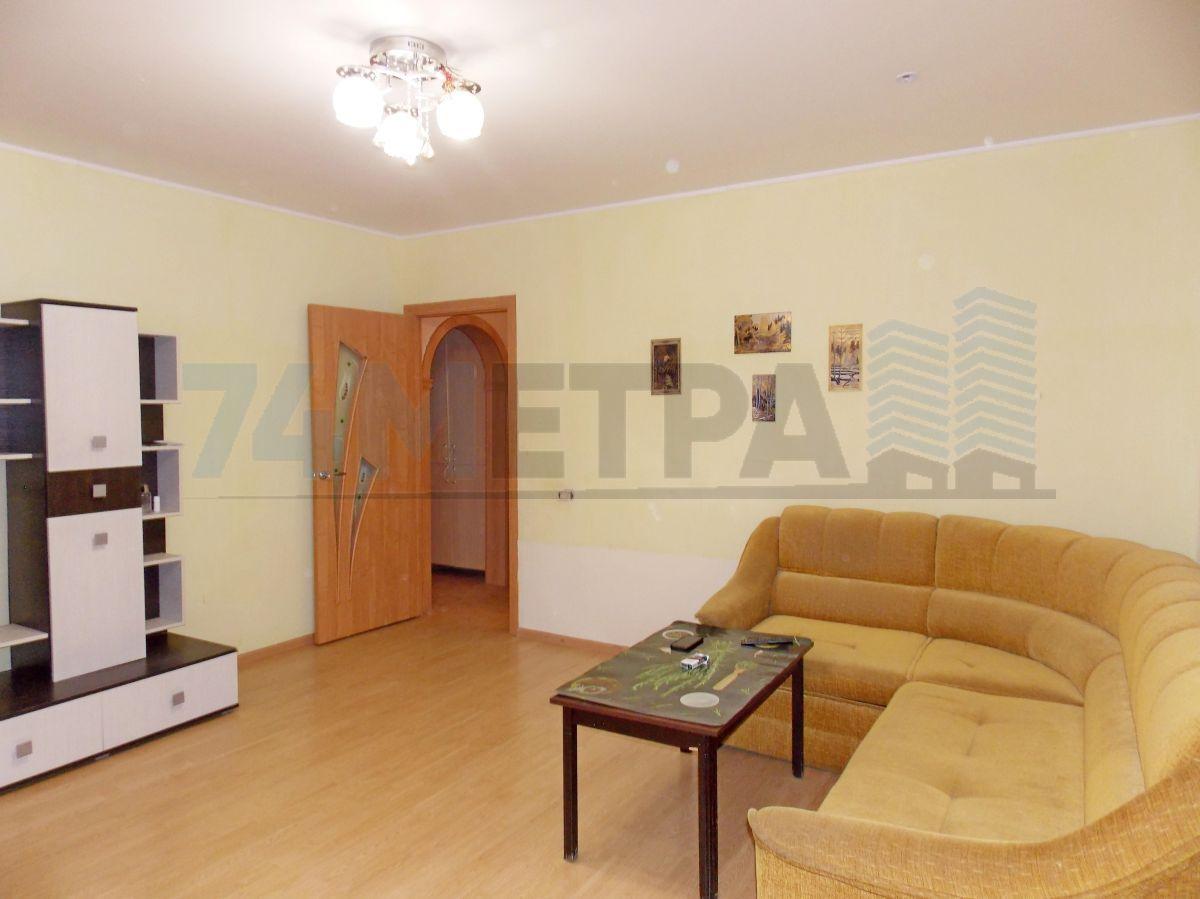 12 000 ₽, 1 - комнатная квартира, площадь 43 м², этаж 3/10
